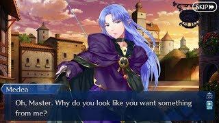 Medea  - (Fate/Grand Order) - [FGO NA] ~ Valentine's Chocolate: Medea (w/Voice Sync)