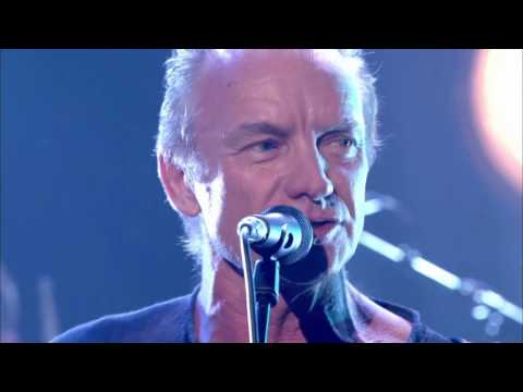 Sting - I Can't Stop Thinking About You {HD}