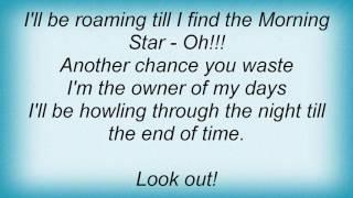 Angra - Morning Star Lyrics
