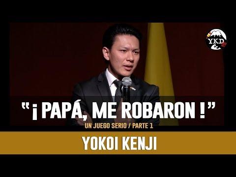 Inspiradora Charla De Yokoi Kenji Sobre La Labor De Los Docentes