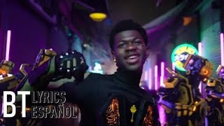 Lil Nas X   Panini (Lyrics + Español) Video Official