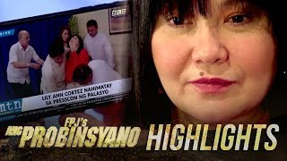 Lily Makes A Scene During Oscar's Press Conference | FPJ's Ang Probinsyano (With Eng Subs)