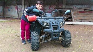 ATV Motorumuzu Tamir Edip Tekrar Çalıştırdık