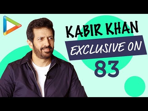 "Kabir Khan: ""83 is RANVEER SINGH's Most Physically CHALLENGING Transformation"""