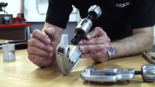 RIDGID - How To Cut Stainless Steel Pipe