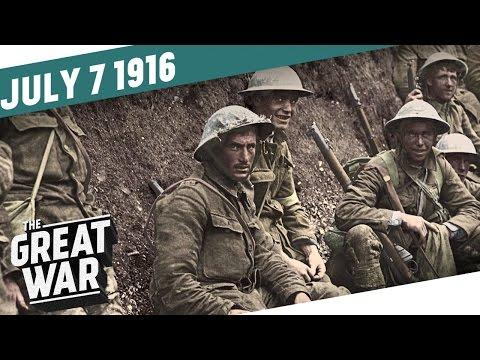Bitva na Sommě - Velká válka