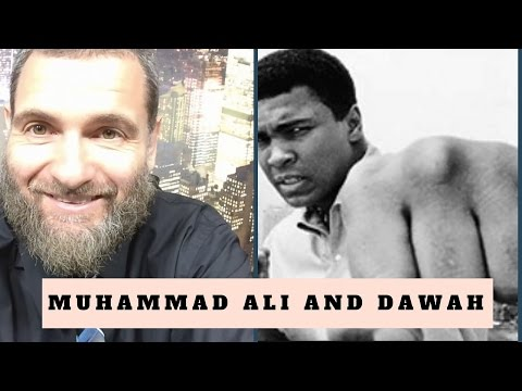 How Muhammad Ali gave Dawah LIVE Q&A with Orlando Shooting