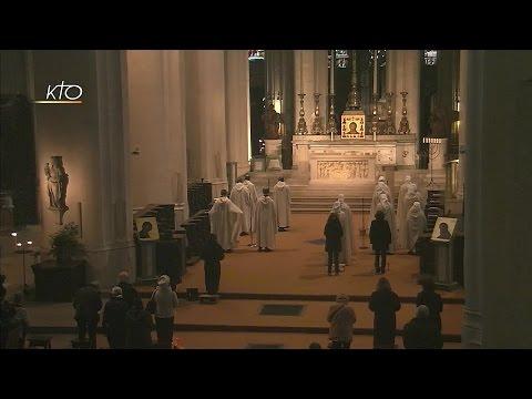 Vêpres et Eucharistie du 12 novembre 2016