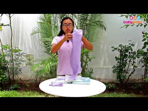 Manta de Algodón con Gorrito para Bebé- BlauHouse | BabyPlaza
