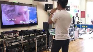 Anh Chẳng Sao Mà Khang Việt Cover - Hát hò chơi trên đầu Karoke Arirang Ak 36HDD