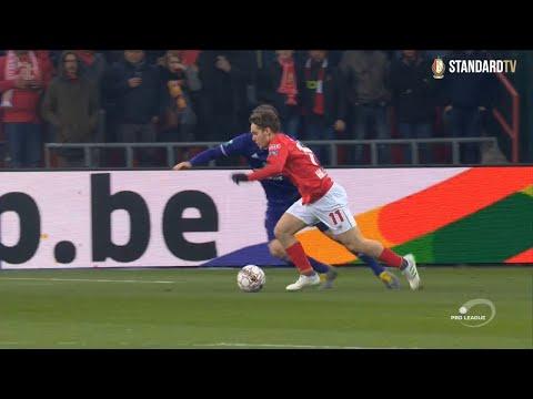 Standard - Anderlecht : 2-0 (match arrêté)