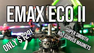 Emax Eco II 2306 2400kv Test & First Impressions | Premium FPV Freestyle Motors For $12?! ????