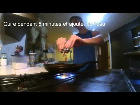 video presentacion frances
