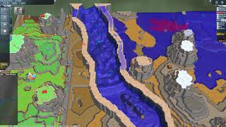 Creeper World 4 Dev: Canyon