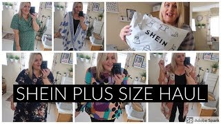 SHEIN PLUS SIZE TRY ON HAUL