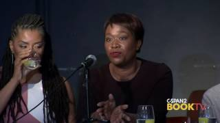 Authors on Race in America Panel