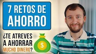 Video: 7 Retos De Ahorro Para Ahorrar MUCHO Dinero FÁCIL