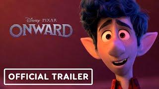 Onward - Official Trailer 2 (2020) Tom Holland, Chris Pratt