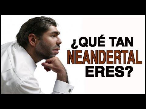 ¿Qué Tanto Tienes De Neandertal?