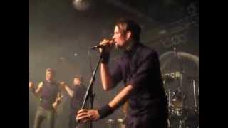 Zeromancer - Dr. Online Live @Musikzentrum Hannover 30.11.2013