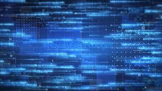 hi technology background video loop | digital background video | digital technology background video