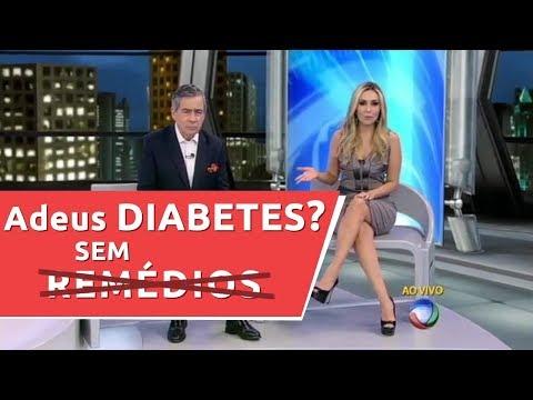 Drogas eficazes para pacientes com diabetes