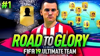 FIFA 19 ROAD TO GLORY #1 - HOW TO START FIFA 19 ULTIMATE TEAM!