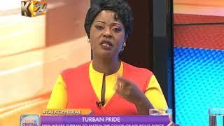 Talk Central: Kalekye Mumo One On One With Eric Wainaina PRT 3