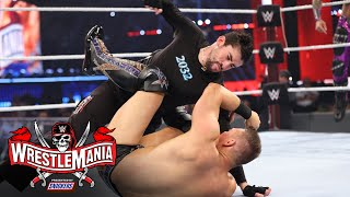 Bad Bunny & Damian Priest Show Out At Wrestlemania: Wrestlemania 37- Night 1 Wwe Network Exclusive