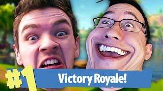 THE BEASTIE BOYS | Fortnite (Battle Royale Funny Moments) #7 w/ Markiplier