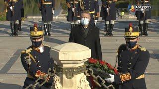 Iohannis: Armata rămâne un reper solid şi se bucură de încredere, contribuind la menţinerea stabilităţii necesare dezvoltării societăţii
