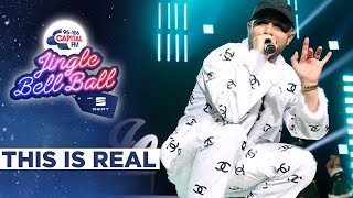 Jax Jones    This Is Real Ft. Ella Henderson (Live At Capital's Jingle Bell Ball 2019) | Capital