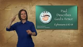 Ephesians 6:10-18 – Passage with Intro