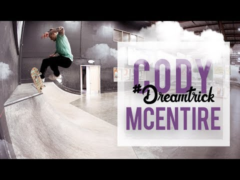 Cody McEntire's #DreamTrick - The Toothpick Flick