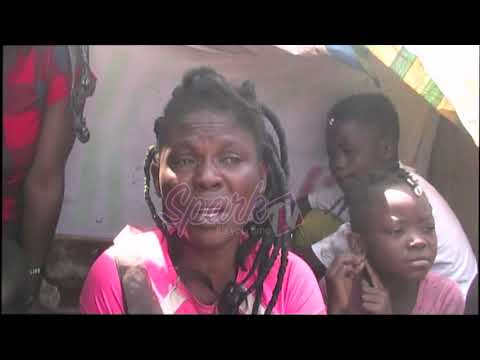 Woman who claims to be famous 'Buladina' in late Paul Kafeero's song is homeless