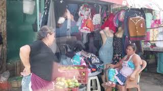 Santa Ana , El Salvador 🇸🇻 EL MERCADO   EL COLON STREET MARKET
