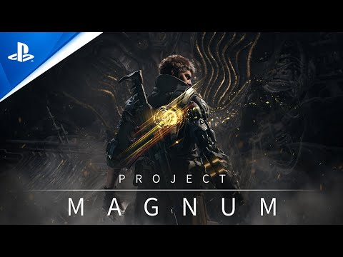 Project Magnum (Working Title) - Official Teaser Trailer  de