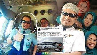 Lagi, Posting Status Kontroversial dan SARA di Facebook, Oknum Pilot Garuda Dinonaktifkan