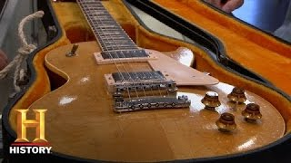Pawn Stars: Gibson Les Paul Guitar | History