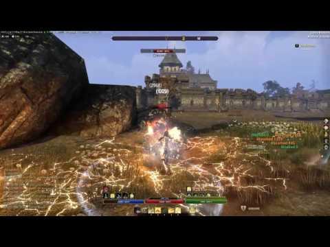 Magicka Templar PvP Build - Homestead (Applesauce) — Elder