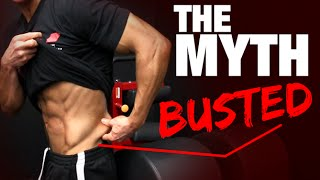 The Lower Back Fat / Love Handle Myth (BUSTED!!)