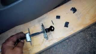 Тойота Камри, как самому починить фиксаторы дверей. Экономия 12тыс. руб.
