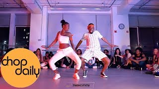 Larry Gaaga Ft Wizkid Low Dance Class Video Couples Edition Ornella Degboe Choreography