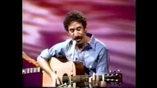 YOU DON'T MESS AROUND WITH JIM by JIM CROCE on the DICK CAVETT SHOW