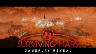 Surviving Mars Youtube Video