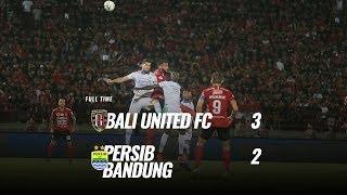 [Pekan 29] Cuplikan Pertandingan Bali United FC vs Persib Bandung, 28 November 2019