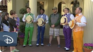Dapper Dans Valentines Day | Walt Disney World | Kholo.pk