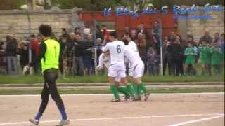preview picture of video 'Reali Siti Stornarella-Atletico Stornara 0-1'