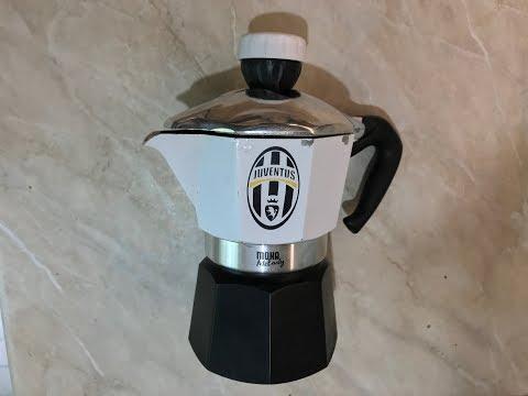 BIALETTI - MOKA MELODY Juventus