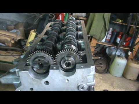 Фото к видео: Volkswagen Multivan T5 Biturbo tdi 2.0 капитальный ремонт двигателя.